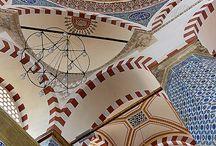 Rüstem Pasha Mosque tiles