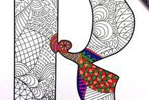 arte de Zentangle