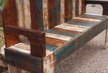 sillones mesas y sillas