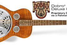 Resonator & Acoustic Steel Guitar