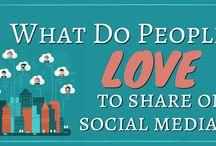 Social Media / Tips for marketing successfully on social media.