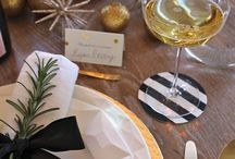 Christmas Decor / Tablescape