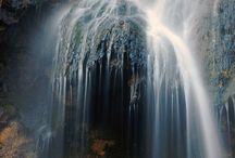 Waterfalls and Cascades / All the world over, waterfalls create magic with their beauty. / by Colleen