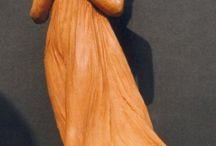 Femme drapée 2