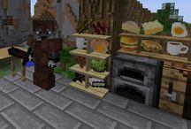 Minecraft Mods and Resource Packs