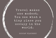 Adventure Quotes / Adventure & Travel quotes