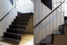 Reference - stairs, railings / by JLC Architecture