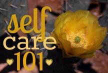 Self-Care/Self-Love / by Maggie Oman Shannon