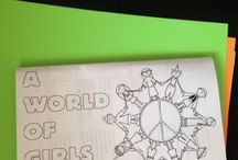 Girl Scouts World of Girls / by Amy Randell