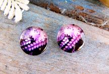 photo glass Cabochons