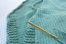 Knitting / by Jessie Sears
