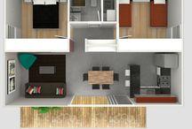 Two Bedroom Flat Ideas