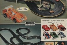 Aurora Model Racing / by Glen Stewart