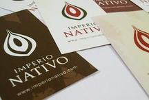 Imperio Nativo - Diseño gráfico /