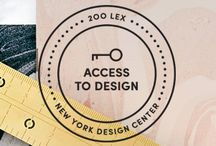 Inside the Access to Design™ designers / The New York Design Center's Access to Design™ program boasts 30 of NYC's top interior designers.  Discover what makes these designers tick and browse their inspirational imagery while hopefully finding some of your own.