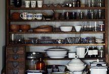 Lagring På Kjøkkenet