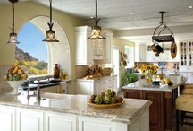 House Kitchens / Kitchens / by Kathleen Whatley