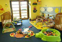 decorar aula bebes