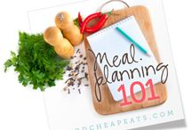 Meal Planning / by Amy Shafe