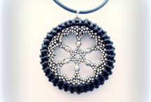 Beaded pendants