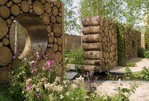 pomysł na ogród dla Lesia