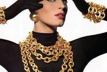 CHANEL vintage jewelry