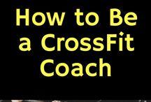 Cross fit coach