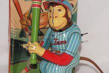 Tin Monkey