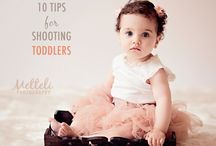 Kids photo tips and tricks / by Loralie Carter