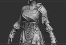 Lk_Fantasy / Armors, Knifes, Conans, Amazones, Gladiators