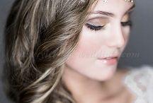 Wedding hair/makeup/dresses
