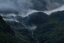 Mist & mountains
