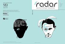 Radar #6 / Szósty numer trójjęzycznego czasopisma literackiego #radar Tematem numeru był Bruno #Schulz  #polska #ukraina #niemcy