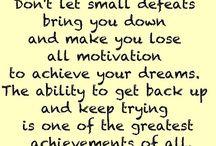 Motivation / Quotes