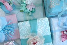 Gift Wraps / by Liliana Means