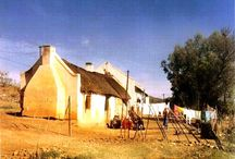 Old Houses & SA Landscapes