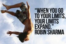 Leadership tips from Robin Sharma / Motivational quotes / by Mummy to Millionaire