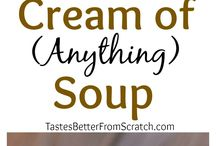 Soups for real :)