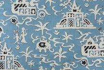 Wallpaper + Fabric