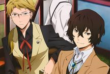 Bungou Stray Dogs --BSD--