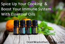doTERRA cooking / doTERRA cooking  / by Sara Koch