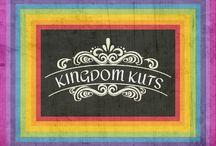 Kingdom Kuts / Kingdom Kuts is a Christian based kids salon that focuses on giving quality haircuts and helping make special memories for the whole family.