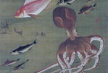 Japan sea art