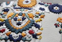 Embroidery / by Las Teje y Maneje