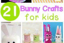 Rabbit / Bunny Unit Study
