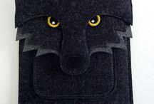 wilczek etui