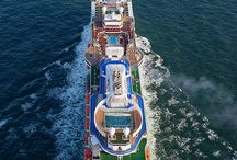 Cruise on in! / Cruise Lines, Ports, and Destinations  / by Shirley Hamm