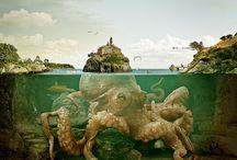 Graphics & Illustration / by Looseebee