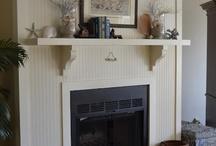 fireplace / by Amy Nista