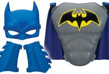 BATMAN ROLE PLAY / Thinkwaytoys Toy Collection of the Batman Role Play. Available in all mayor retail outlets.
